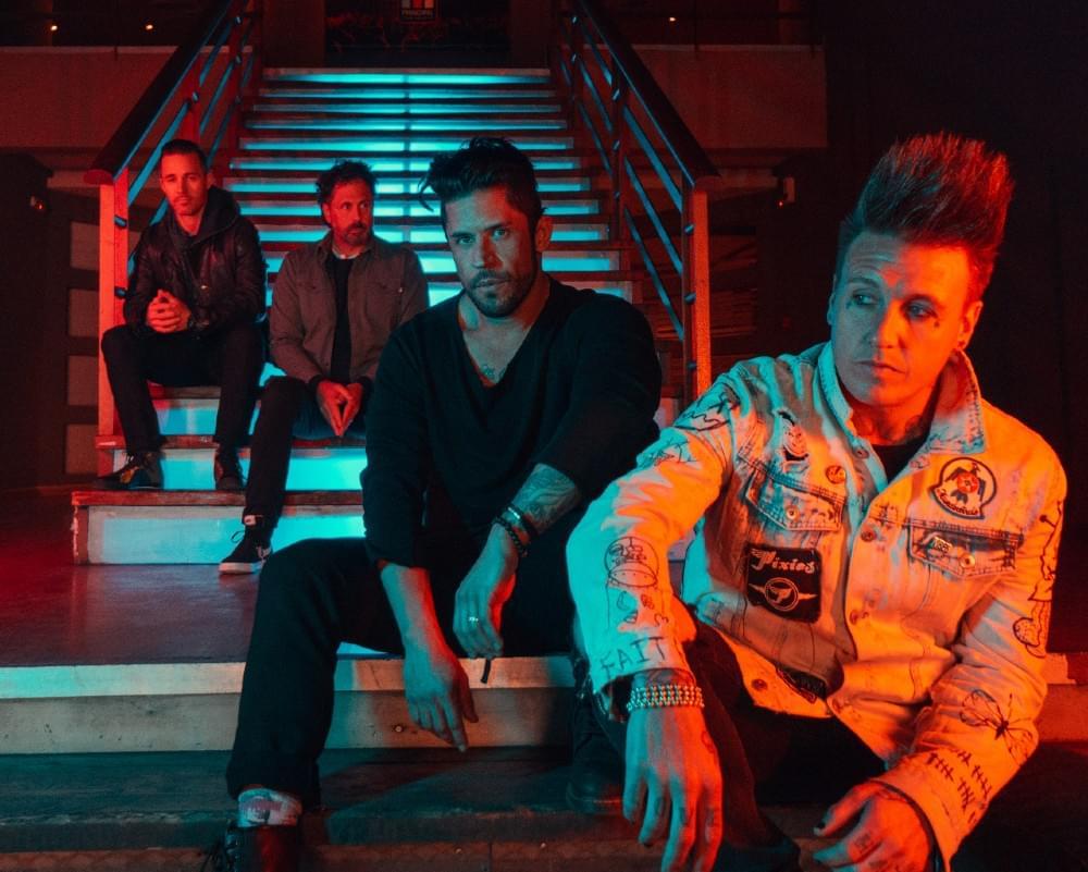 Papa Roach, Kayzo and Sullivan King Unleash Electro-Metal Track 'Domination' [AUDIO]