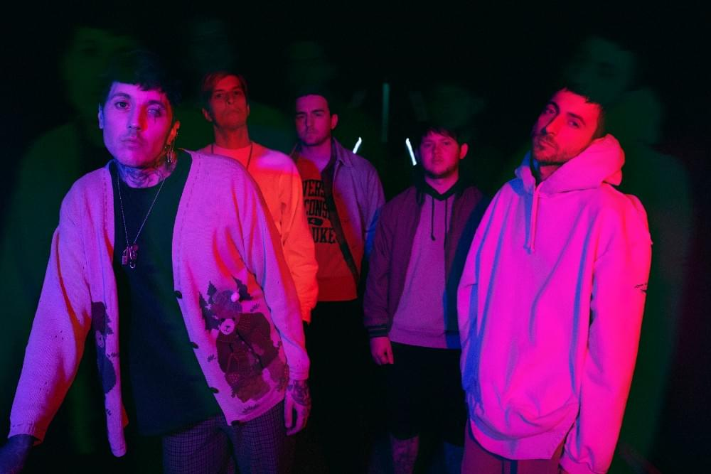 """Bring Me The Horizon's Oli Sykes Teams Up with Olivia O'Brien for Pop Punk Banger """"No More Friends"""" [VIDEO]"""