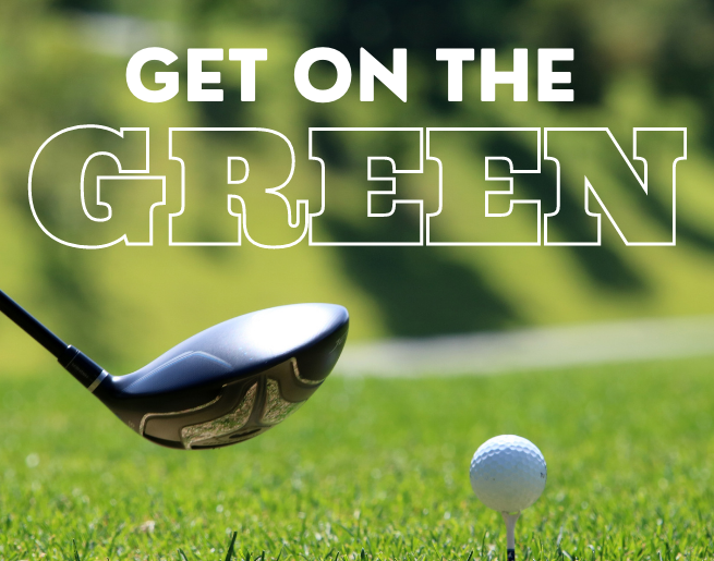 Get On The Green