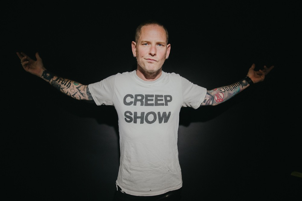 Corey Taylor's Socially-Distanced Solo Tour Coming to Harpo's