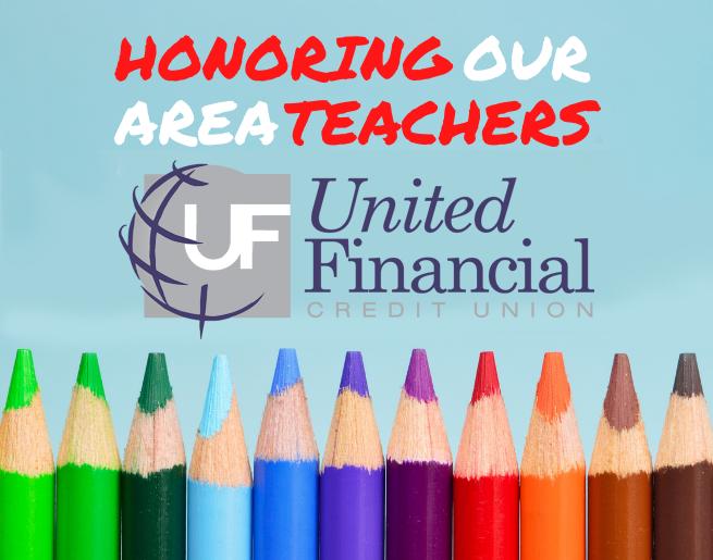 Honoring Our Area Teachers