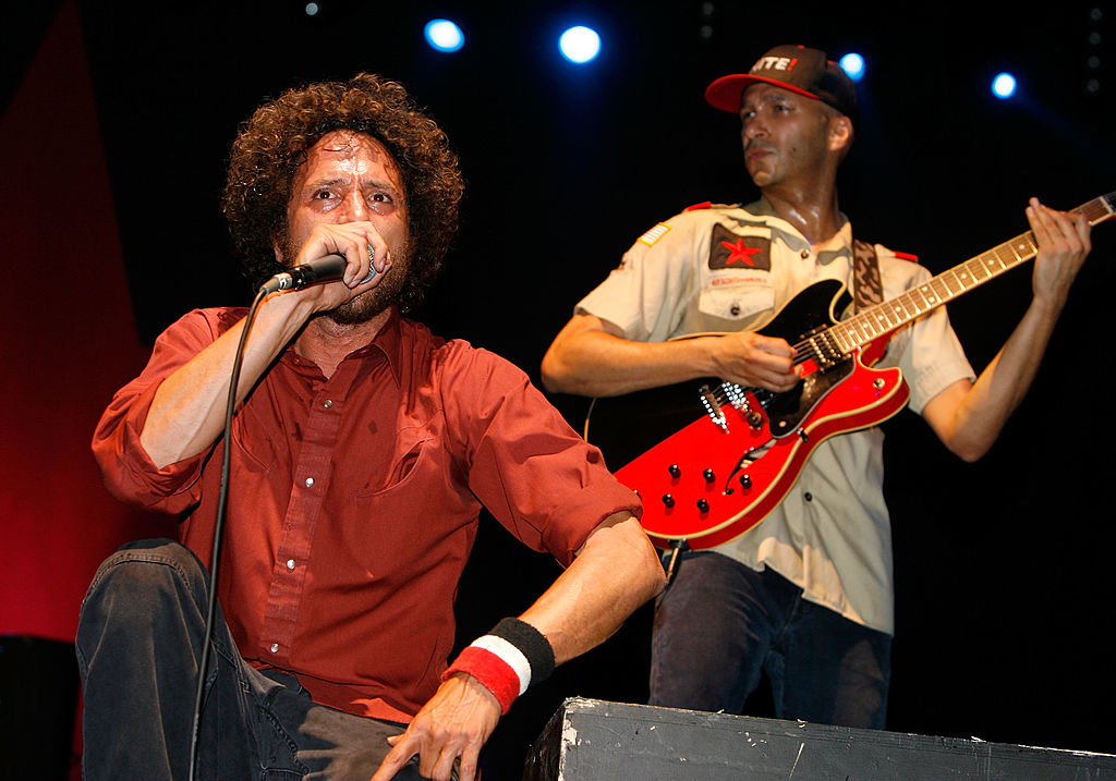 Rage Against The Machine Reschedules Reunion Tour (Again)
