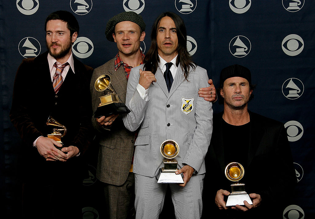 "Red Hot Chili Peppers Working On ""Exciting"" New Album"