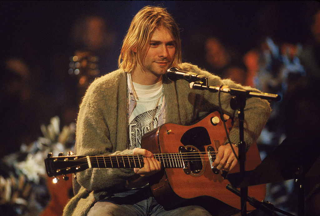 Kurt Cobain's Hair Now Up For Auction