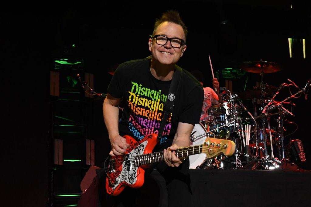 Blink-182 Founder and Bassist Mark Hoppus Reveals He's Battling Cancer