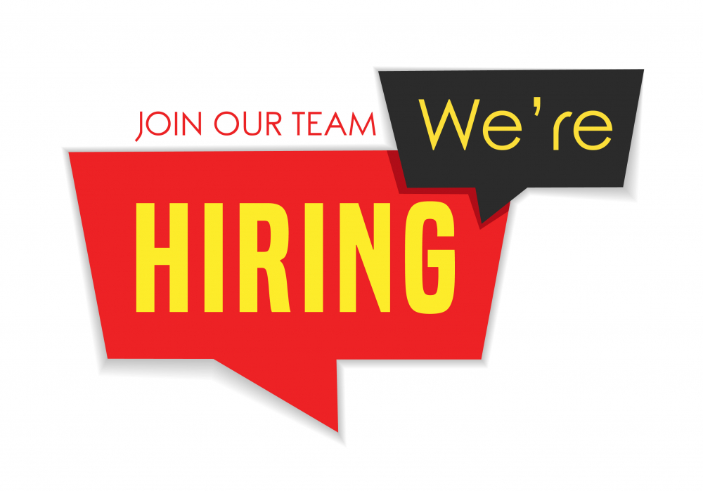 Join Our Team, We are Hiring