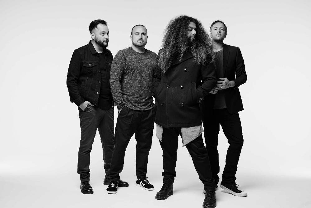 Coheed and Cambria Release Official Lyric Video for 'Shoulders'