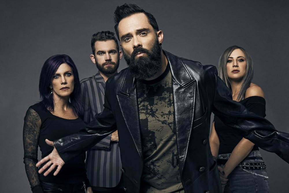 Skillet Announces New Album, Releases First Single 'Surviving The Game' [AUDIO]