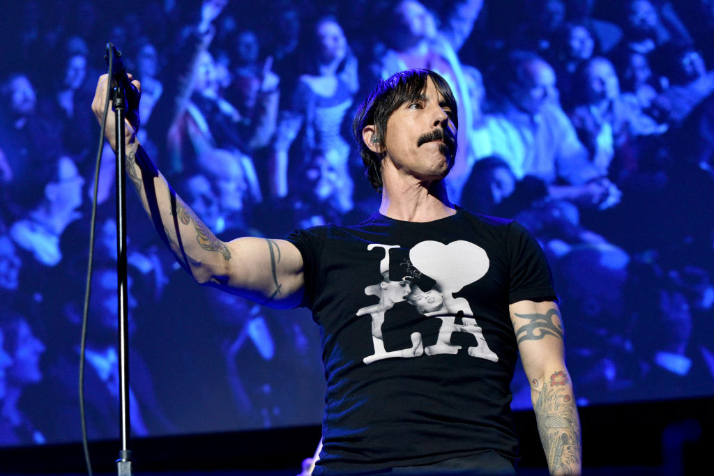 Red Hot Chili Peppers Tease 2022 World Tour [VIDEO]