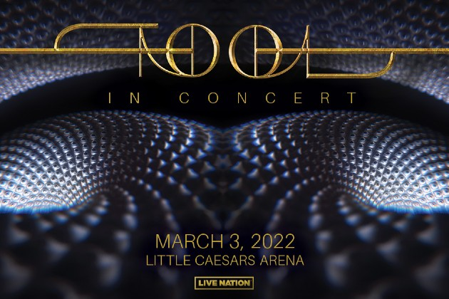 Tool Bringing North American Tour to Detroit's Little Caesars Arena in 2022