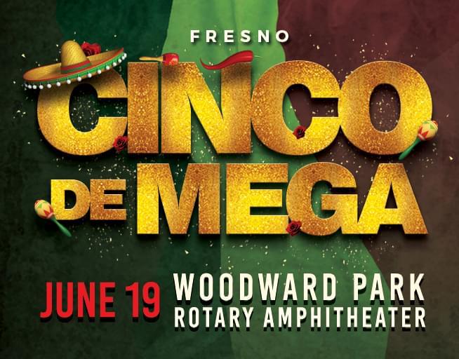 June 19:  Cinco De Mega