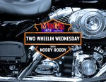 Mega Two Wheeling Wednesday-Harley