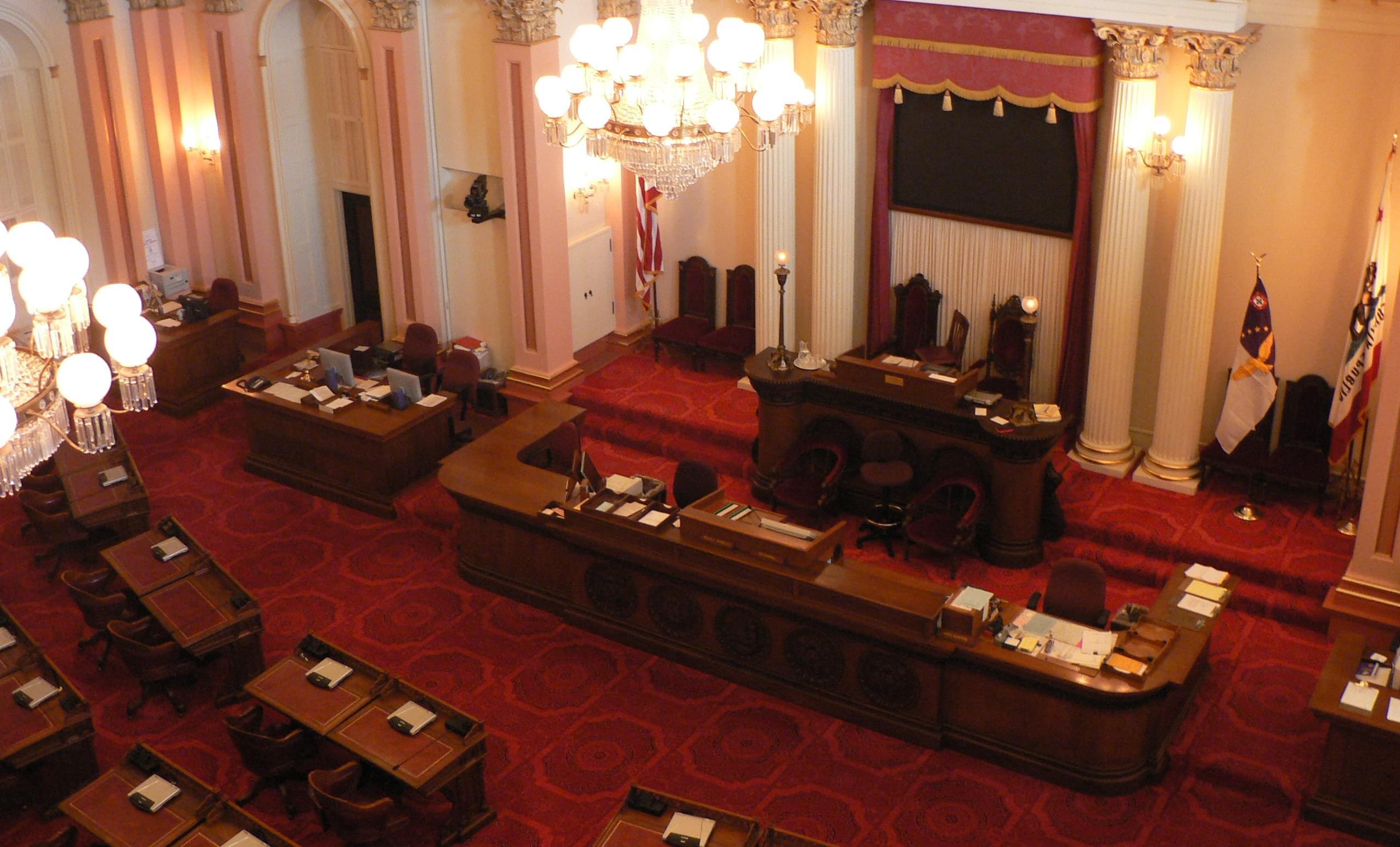 CA Senate Democrats Kill Sex Ed Permission Bill