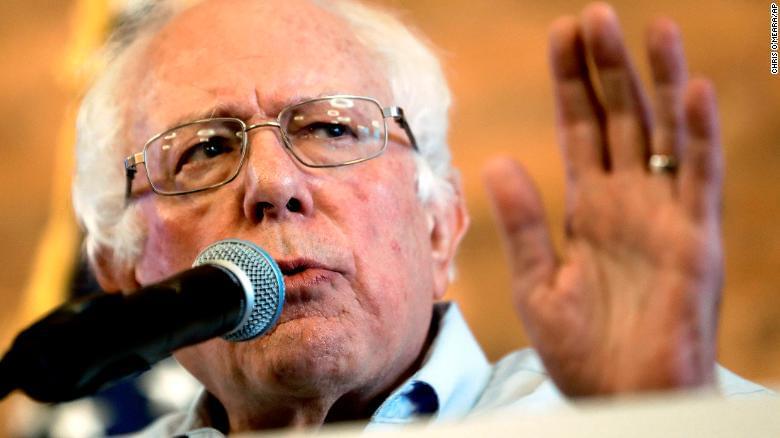 Democratic Presidential Hopeful Bernie Sanders Coming To Fresno