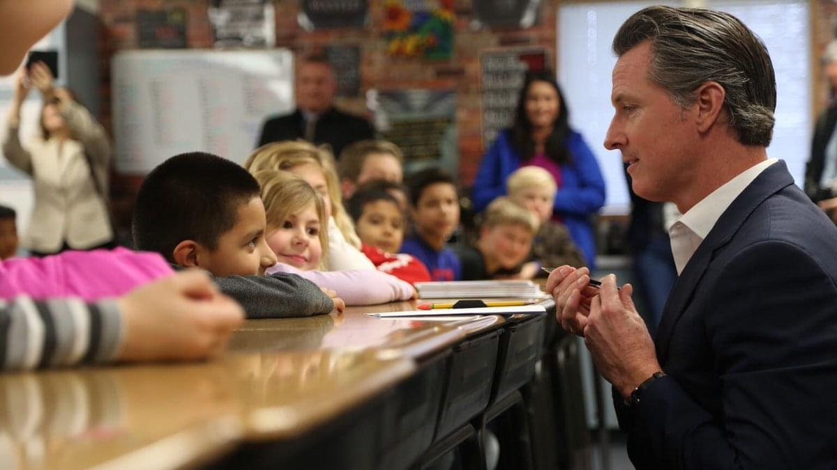 California Lawmakers Reach Deal to Get Kids Back in School