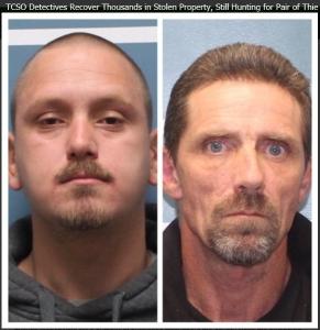 Tulare Sheriff's Office Asks Help Finding Serial Burglars