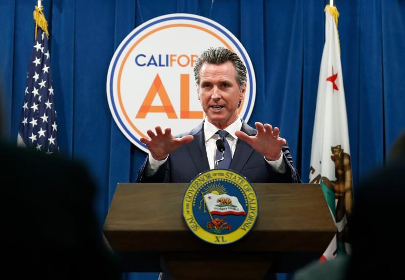 CA Legislature, Governor At Odds Over Budget Deficit