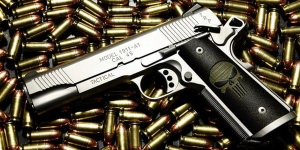 Gun Background Checks Set to Reach a Record