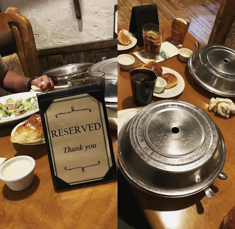 Fresno County Sheriff's Office Thanks Restaurant for Customer Service