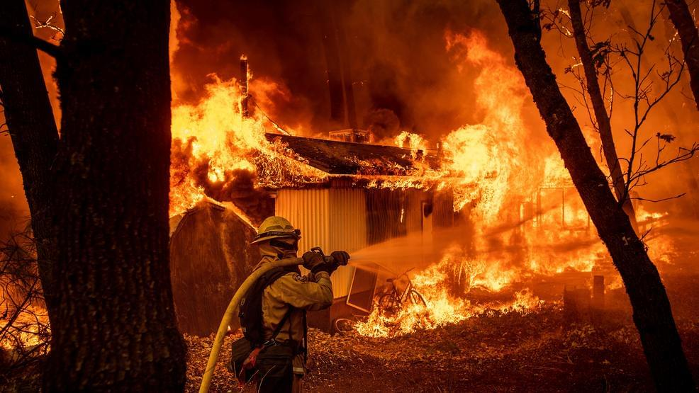 California Bans Insurance Companies from Dropping Policies in Fire-Ravaged Area
