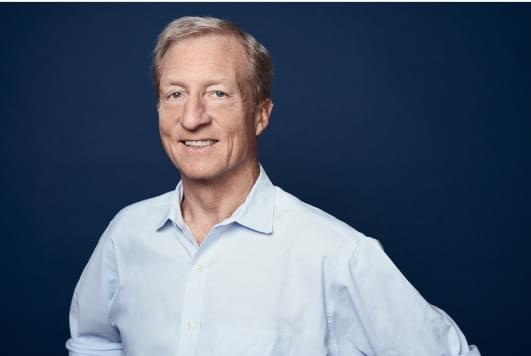 Democratic Presidential Candidate Tom Steyer Hosts Pre-New Year's Eve Event in Fresno