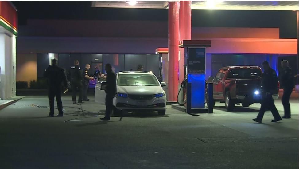 3 Men Were Shot Outside Fresno Gas Station: Police