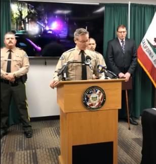"25 Arrested in Massive Gang Crackdown ""Operation Stray Bullet"" in Tulare County"