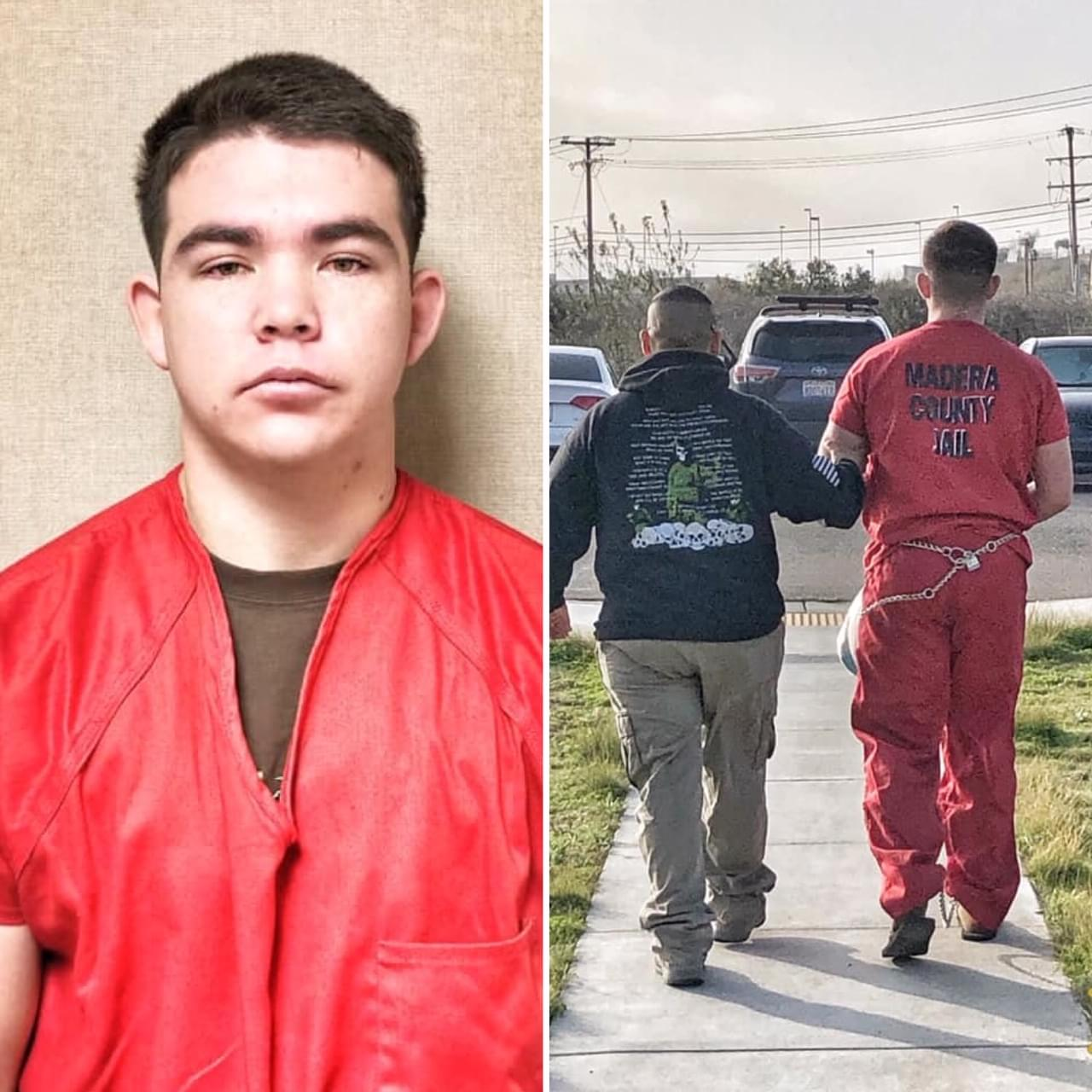 Arrest Made in October Murder of Madera County Teen