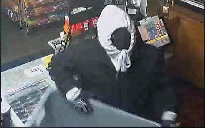 Caught On Camera: 2 Men Break into Gas Station, Steal Thousands of Dollars Worth of Items