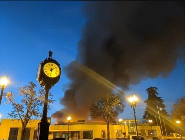 Fire Officials: 2 Teens Arrested For Arson, Porterville Library Did Not Have Sprinkler System