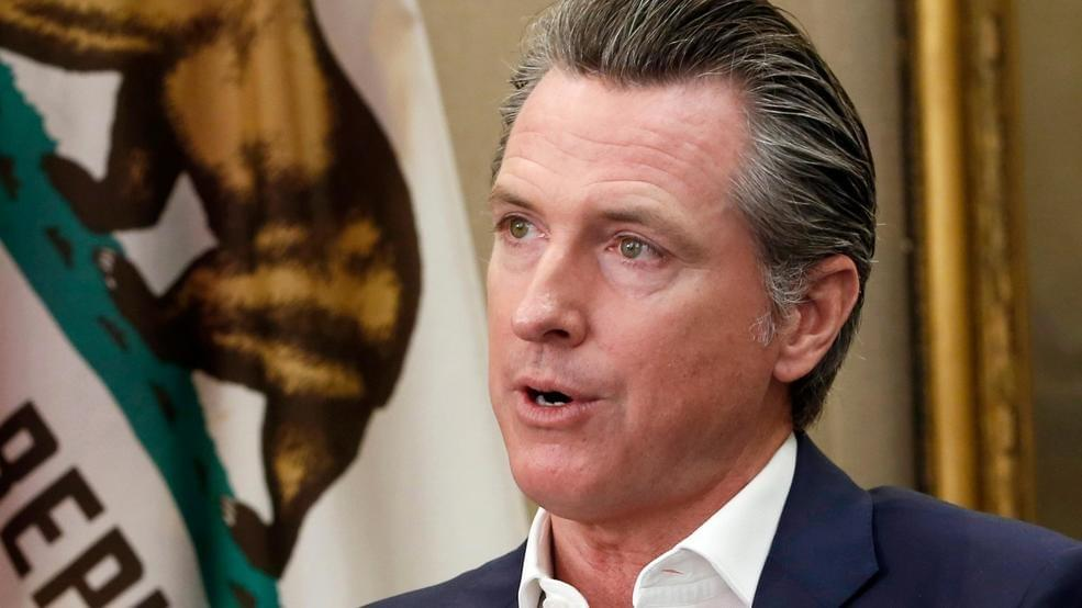 Governor Newsom Delivers State of the State Address on Homelessness