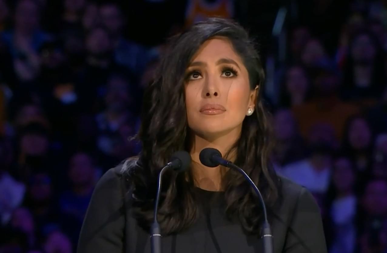Thousands Packed Kobe Bryant Memorial, Widow Vanessa Speaks Publicly Since Crash