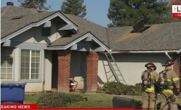 91-year-old Woman Critically Injured in 2 Alarm House Fire