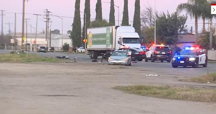 Woman in Coma, Hit By Car Near Edison High School