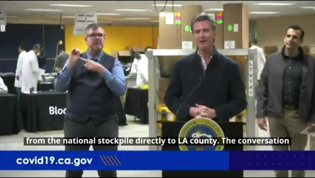Gov. Newsom Signs Executive Order Provides 90-day Tax Extension for Small Businesses and