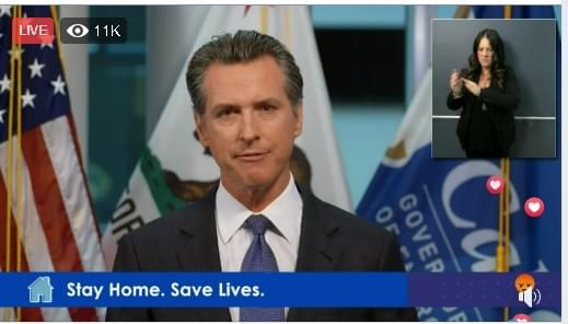 Gov. Newsom Weighs Easing State Restrictions