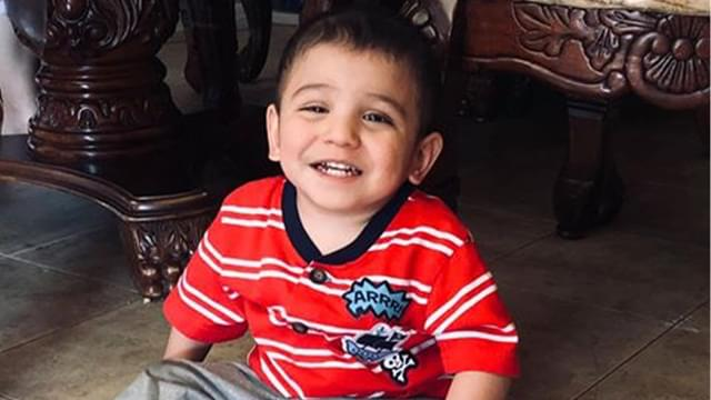 Parents Enter Plea, Community Mourns 2-year-old Thaddeus Sran