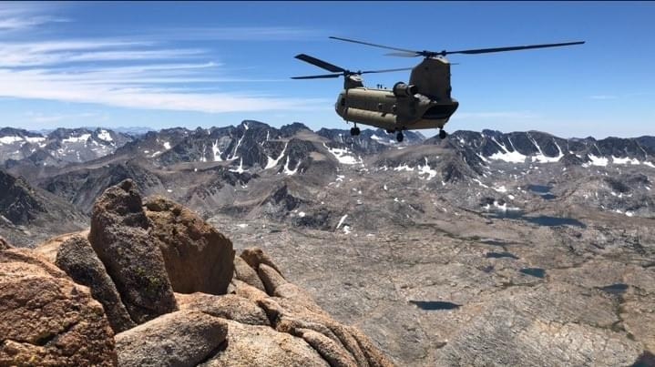 Search Crews Recover Body of Hiker on Mount Humphreys
