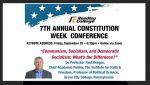 Constitution Week 2020-2