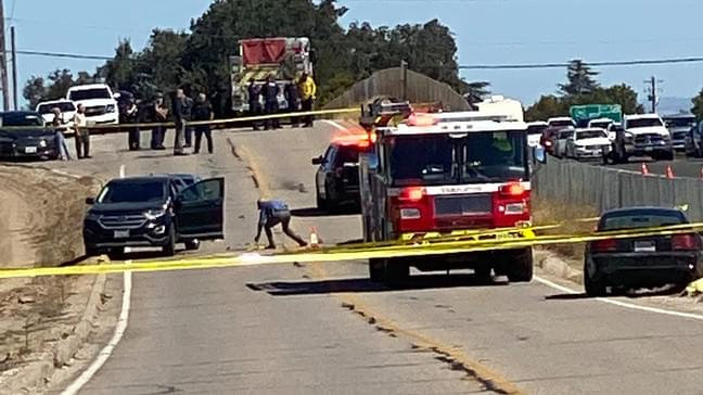 "SLO County Deputy Wounded, ""White Supremacist"" Gang Member Shot, Killed"