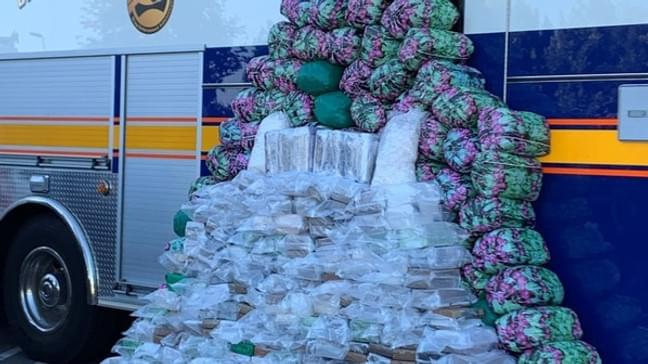 Record Busts – More Than 8,000 lbs. Meth Off the Streets