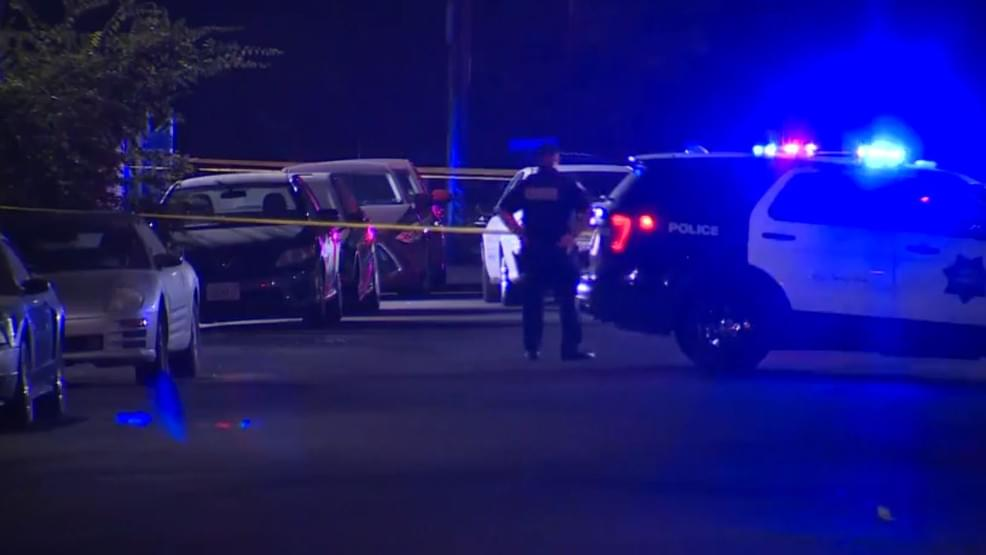 Two People Shot During Drive-By in Fresno