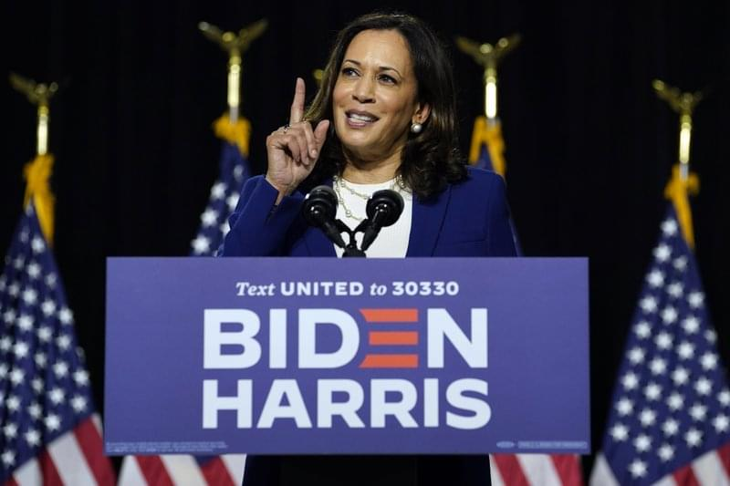 Kamala Harris Suspends All Events After Staffers Test Positive for COVID-19