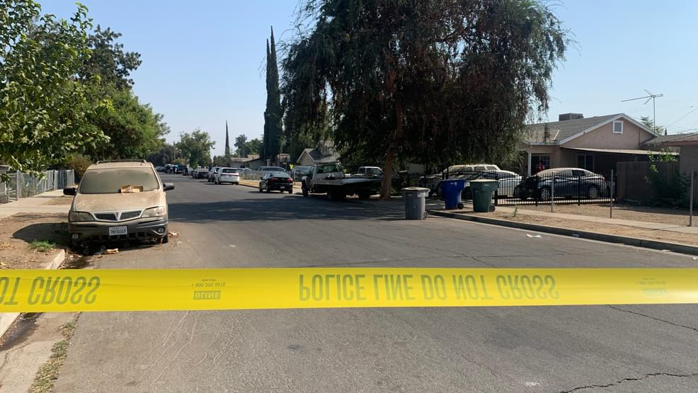 Police Standoff in Fresno Ends Peacefully