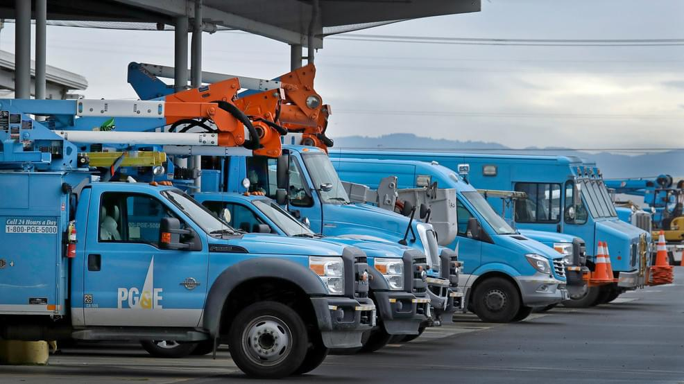 PG&E Worker Killed in Mountain Crash in Auberry