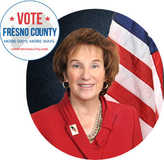 Fresno County Registrar of Voters Announces Her Retirement