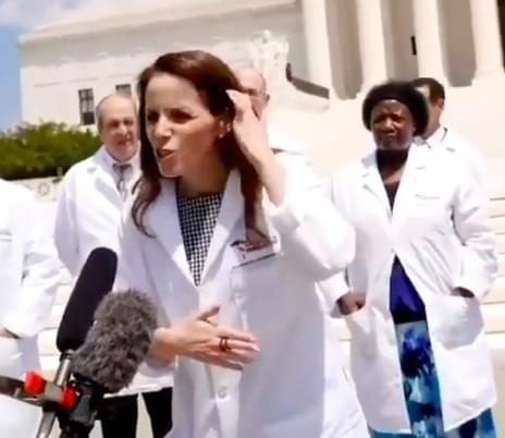 Capitol Photos, Videos Lead to Controversial CA Doctor's Arrest