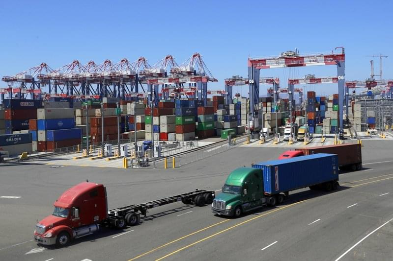 Vaccinations Urged for California Dockworkers