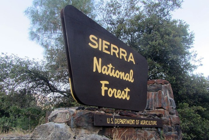 Closure Extended for Parts of the Sierra National Forest