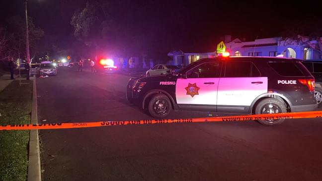 Suspect Sought After Fresno Woman is Shot in The Head